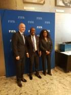 FIFA President Infantino visits Ghana today, to meet Akufo-Addo