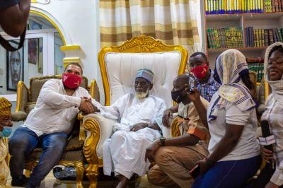 BlowChem donates to Chief Imam