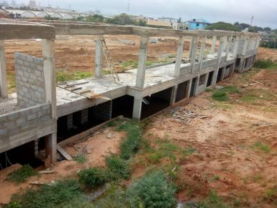 Sports Ministry abandons renovation works at Azumah Nelson Sports Complex