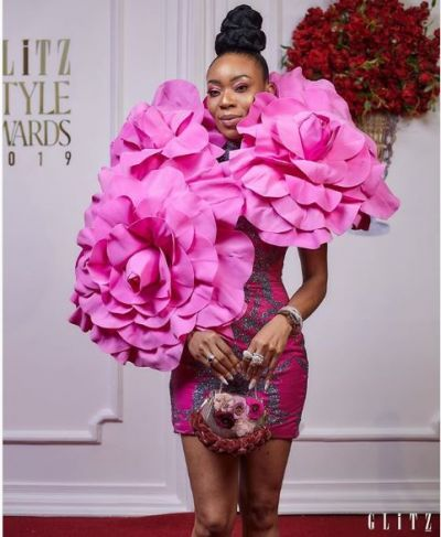 7 wildly crazy looks we saw on the Glitz Style Awards red carpet