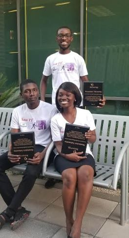 Three young students to bridge ICT gap for rural children in Ghana
