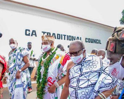 New Ga mantse takes over Ga Traditional Council