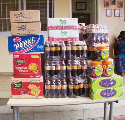 North Hills International school donates to public schools within Madina