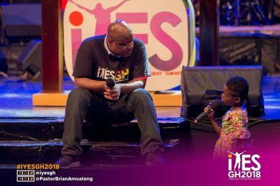 Duncan Williams, Sefa Kayi, Sammi Awuku inspire thousands at iYES 2018