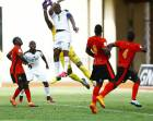 Listless Ghana draw 0-0 with Uganda in 2018 World Cup qualifier