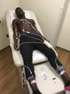 Kwesi Donsu and Ibrahim Yaro complete Switchbacks FC medical