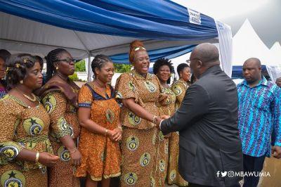 Thank you for your sacrifices – Vice President Bawumia to Police