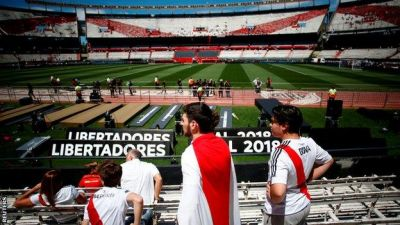 Copa Libertadores: The 36 hours that shamed Argentine football