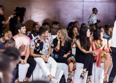 Top designers bring Innovation to Fashion Connect Africa 2019 run way