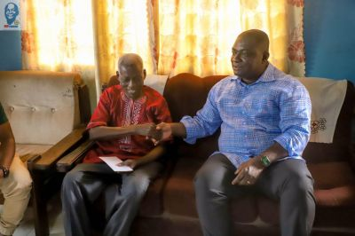 Opoku Ansah honours past Mpraeso MPs on Father's Day
