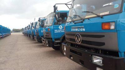 Zoomlion equips MMDAs with 500 trucks