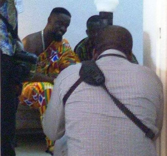 sarkodie weds girlfriend for over a decade (+photos) - 23824943 - Sarkodie Weds Girlfriend For Over A Decade (+PHOTOS)