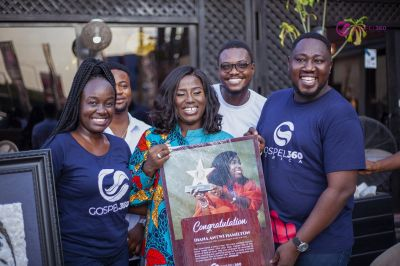 How top gospel musicians, Gospel 360 Africa shocked Diana Hamilton