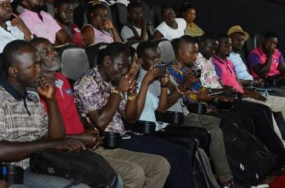 Watch & Dine Cinema in Kumasi partners with Zylofon Arts Fund