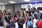 Massive crowd turn up for Sarkodie's 'Highest' Album signing