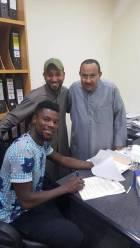 Awal Mohammed, Abeiku Ainoonson join Kuwaiti side Al-Fahaheel