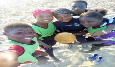 Ghana Rugby celebrates International Women's Day