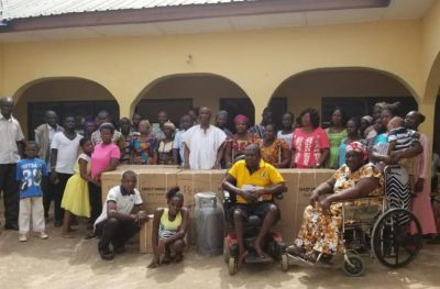 'Government is ready to enhance lives of physically challenged in our society' - Birim Central MCE Assures