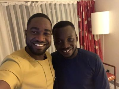 Joy Prime presenter KMJ attends Felabration, The Headies and other top events in Nigeria