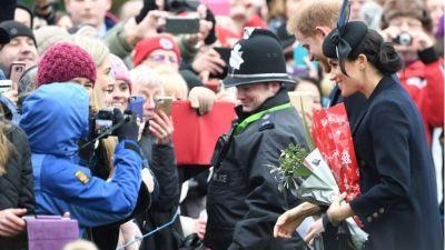 Royal Family attend Sandringham Christmas church service
