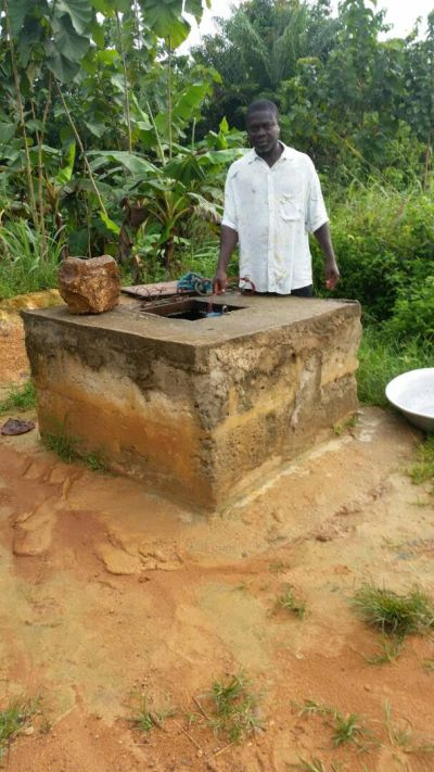 Water well at prayer camp in Asudei turns 'bloody'