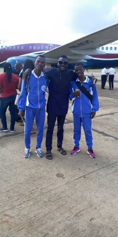 Ghanaian athletes cheated by Nigerian officials