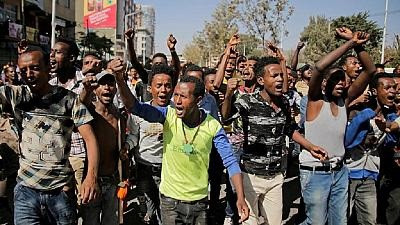 Protests in Ethiopia-Somali region decry bad governance