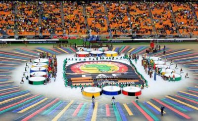 AFCON 2019 kicks offs with dazzling opening ceremony