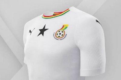Puma unveils new Black Stars jersey