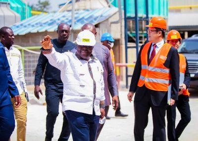 Akufo-Addo commends Sunda International for massive investment in Ghana