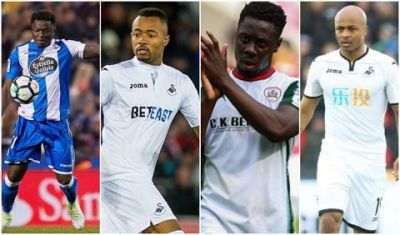 Nine Ghanaian players whose clubs suffered relegation heartbreak