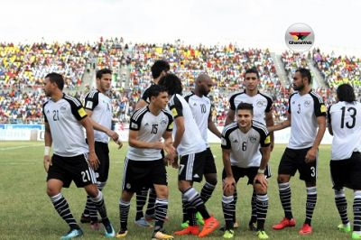 Photos: Ghana draws with Egypt in final World Cup qualifier