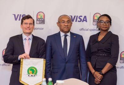Visa signs as payments technology sponsor for Total Africa Cup of Nations