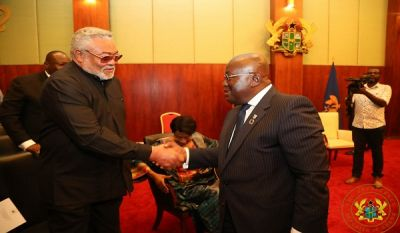 'Ghana's ITLOS victory a collective effort' – President Akufo-Addo