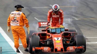 Lewis Hamilton ends season with Abu Dhabi win
