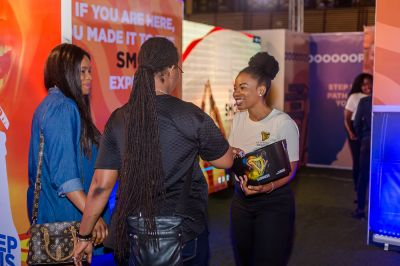 Kelvyn Boy, Joey B thrill guest at Guinness Smooth Consumer launch