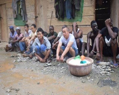 18 Illegal miners arrested by Operation Vanguard