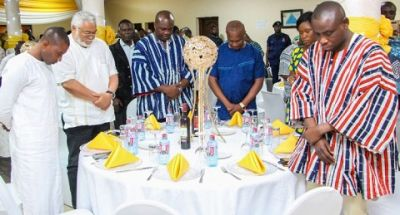 Kenpong,  Rawlings support Coach Afranie Foundation