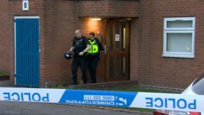 Woman arrested over man's stab murder at Harborne flat