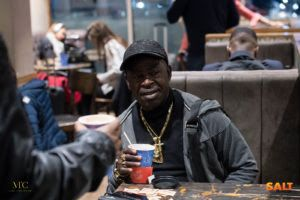 Amakye Dede in London ahead of the Amakye Dede live in concert show slated for December 1