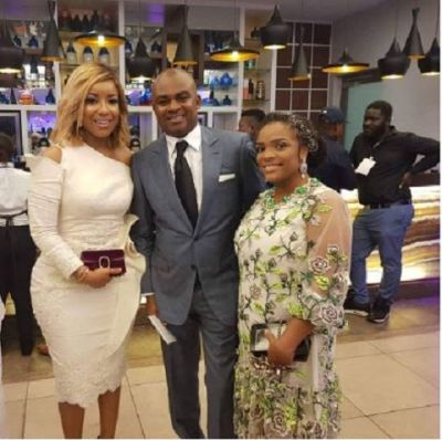 KOD, Joselyn Dumas, Juliet Ibrahim and others spotted at Sarkodie's wedding