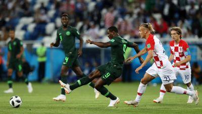 LIVESTREAMING: Croatia vs Nigeria
