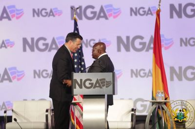 Immense opportunities exist for American capital in Ghana – Akufo-Addo