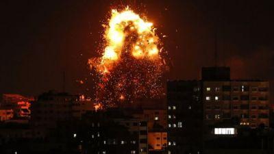Israel-Gaza violence erupts after covert op killings