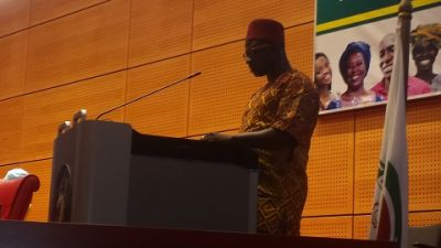 Gambia, Niger and Burkina Faso present country report adopted by ECOWAS