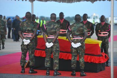 3-day mourning begins as Kofi Annan's body arrives