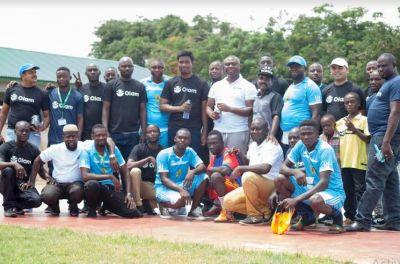 Olam Ghana celebrates Annual Fun Games 2018