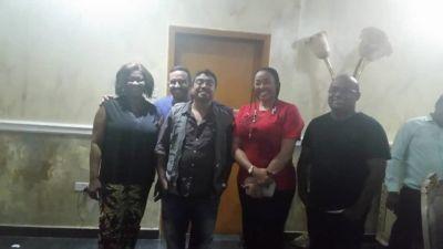 Ghanaian actors fly to India to shoot Telenovela