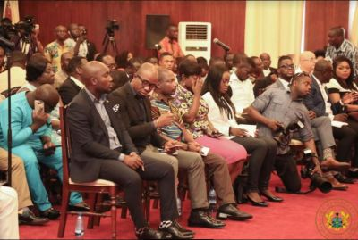 No evidence of corruption adduced against my appointees - Akufo-Addo