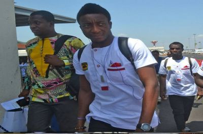 Kotoko arrive home after Confederation Cup exit